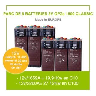 Batterie Lithium Ultimatron Lifepo4 Smart bms 12.8v 150ah